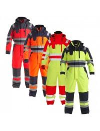 F. Engel Termokedeldragt Safety EN ISO 20471-20
