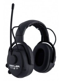 Høreværn Zekler 412RD med radio and medhør-20