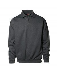Klassisk Polosweatshirt-20