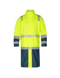 Safety Lang Regnjakke-20