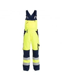 F. Engel Safety EN 20471 Overall M/Elastik-20