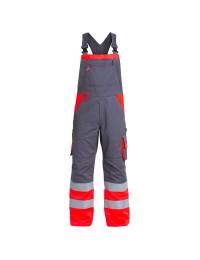 F. Engel Safety EN 20471 Overall med elastik-20