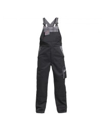 F. Engel Enterprise overalls Sort/Grå-20