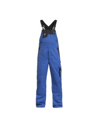 F. Engel Enterprise overalls Azur/Sort-20