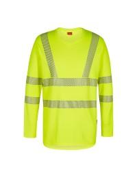 Safety Langæ. T-Shirt M/V-Hals-20