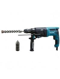 Makita borehammer SDS HR2631FTJ-20