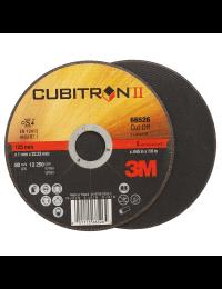 3M Cubitron II skæreskive 125-1,0 mm Pakke á 25 stk-20