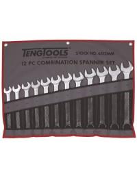 Teng Tools Ringgaffelnøglesæt 20-32mm-20