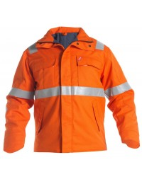 Safety+ Vinterjakke M/Refleks-20