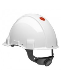 Sikkerhedshjelm PELTOR hvid-20