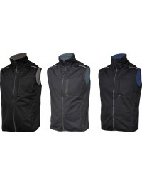 F. Engel Tech Zone Softshell Vest-20