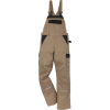Kansas Icon Overalls Khaki/Sort-02
