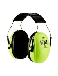 Høreværn til børn-Lysegrøn