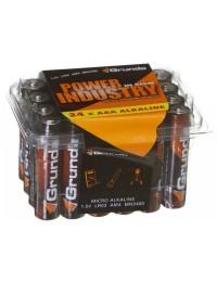 Grunda Power Batteri 24 stk Alkaline AAA