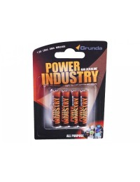 Grunda Power Batteri 4 stk Alkaline AAA