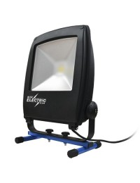 Blue Electric Led lampe 50W