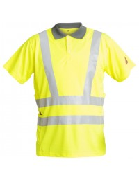 F. Engel Safety EN 20471 Polo T-Shirt