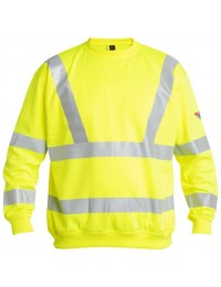 F. Engel Safety EN 20471 Sweatshirt