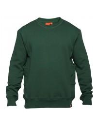 F. Engel sweatshirt med lommer