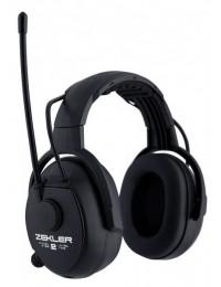 Høreværn Zekler 412R med radio